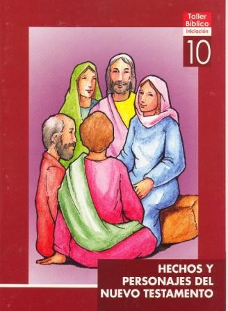 Taller Bíblico de Iniciación # 10
