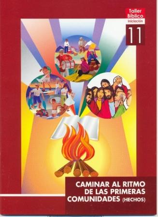 Taller Bíblico de Iniciación # 11
